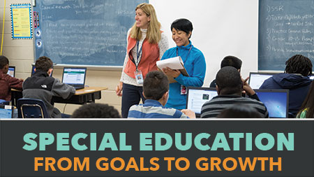 Special Education: From Goals to Growth - PD Online Course